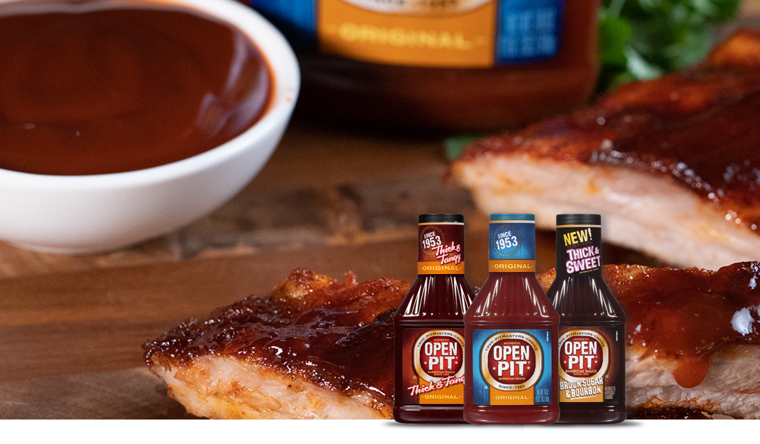 The Secret Sauce of BBQ Pit Masters for Over 50 Years
